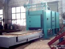大型高温台车炉